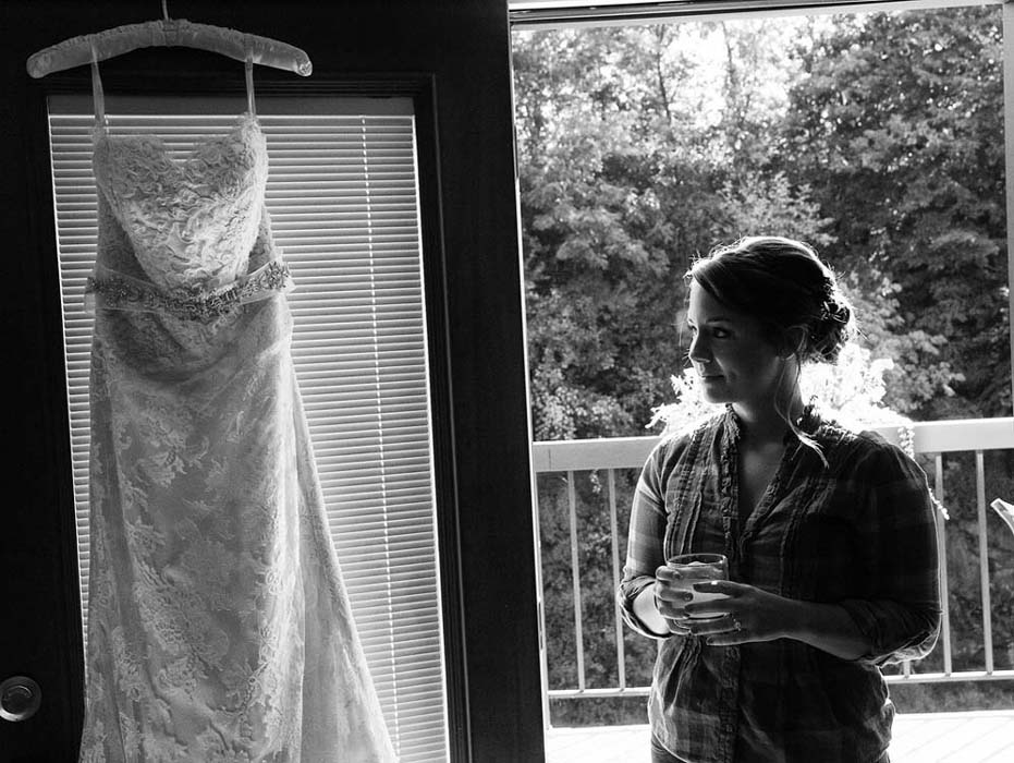 megan & kyle wedding in Cuyahoga Falls, Ohio