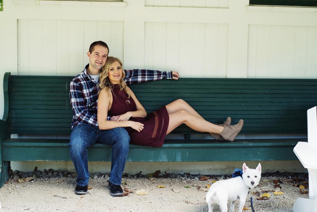 Moreland Mansion Engagement photos