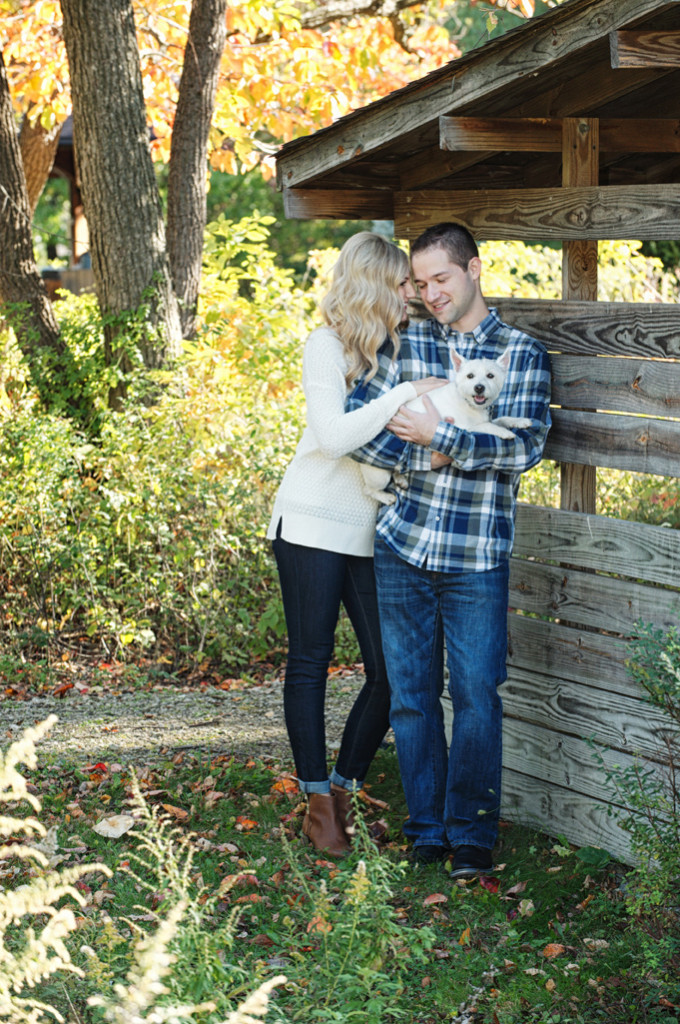 Penitentiary Glen Engagement Photos