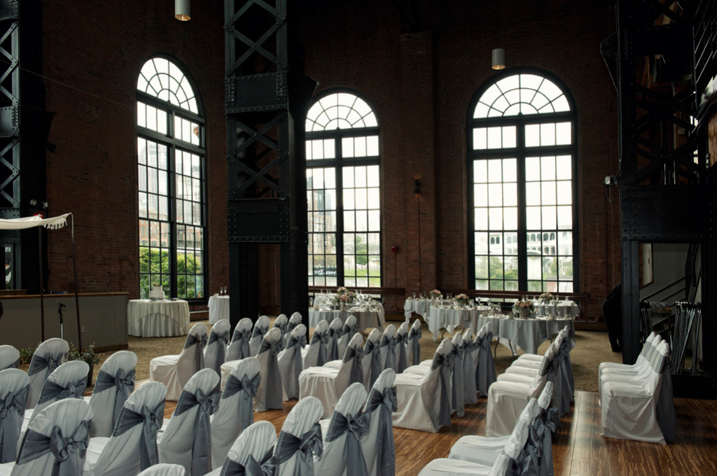 wedding windows on the river cleveland