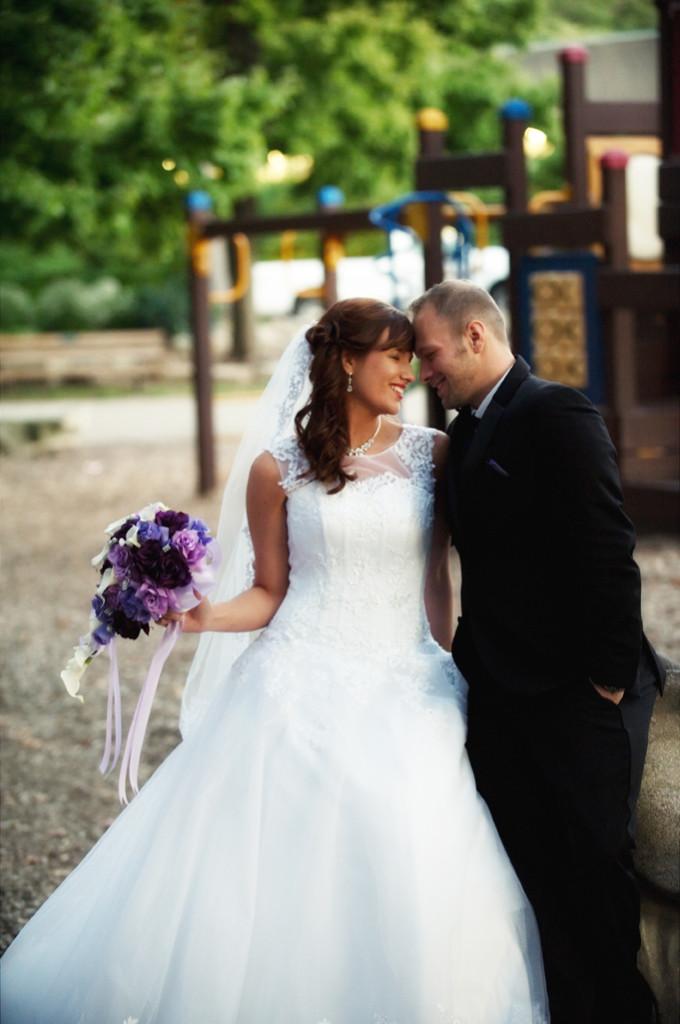 Natalie and Adam Wedding
