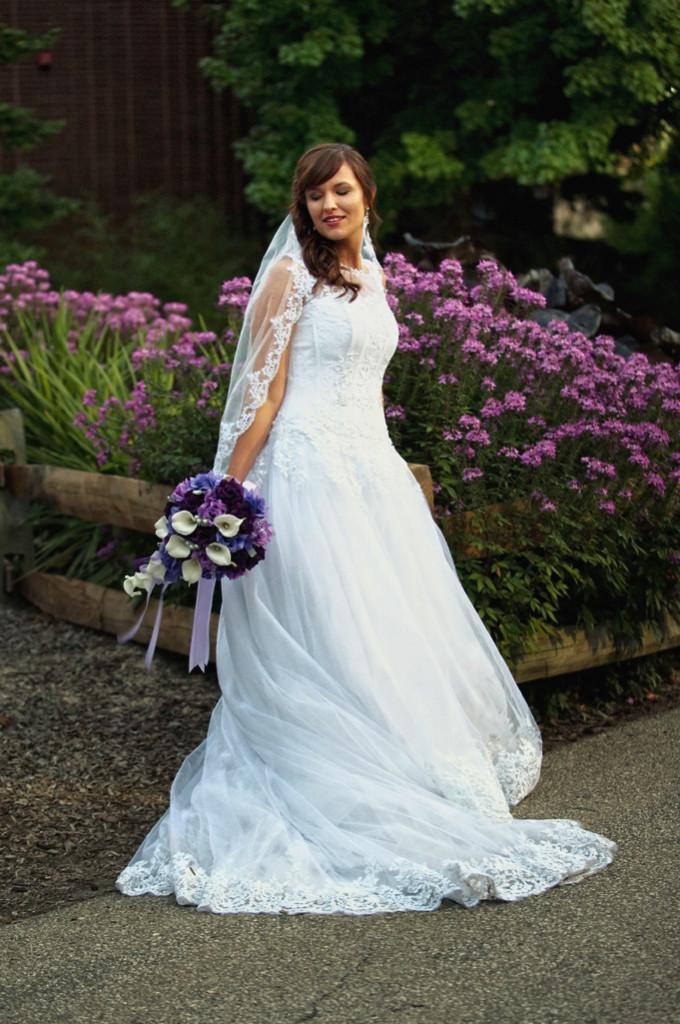 Natalie and Adam Wedding Overlook