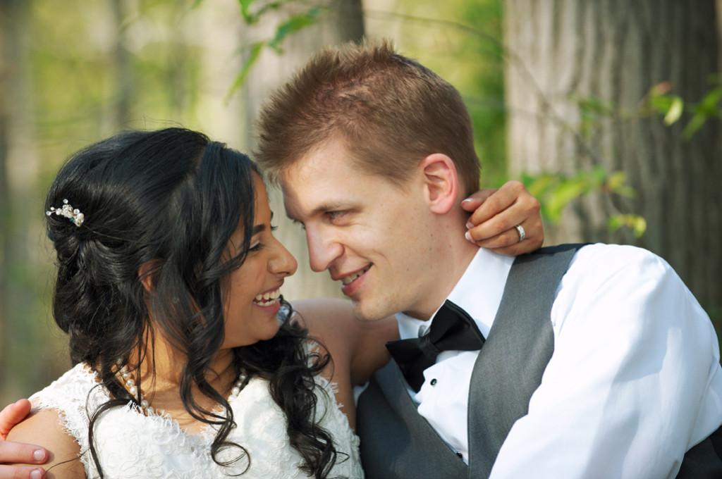 wedding at west woods
