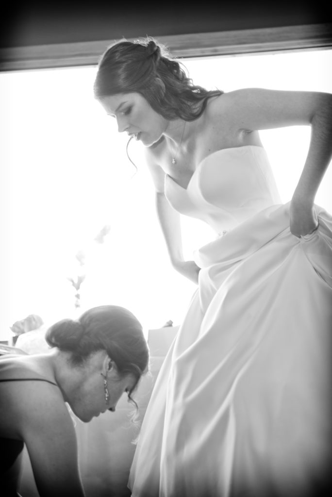 Bryn and Luke's October Wedding
